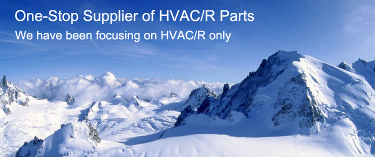 one-stop supplier of HVAC/R