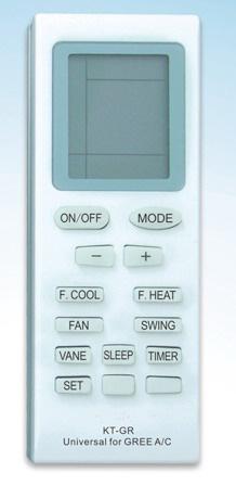 Gree Air Conditioner Remote Control Qingdao Wisdom